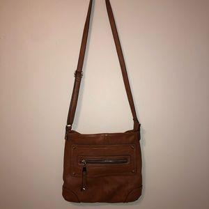Handbags - Leather cross body purse